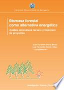Biomasa forestal como alternativa energética