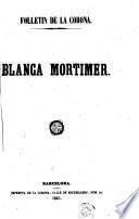 Blanca Mortimer