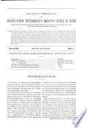 Boletín anual del Servicio Meteorológico Mexicano, Tacubaya, D.F.