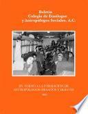 Boletín Colegio de Etnólogos y Antropólogos Sociales 2014