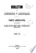 Boletín de jurisprudencia y administración