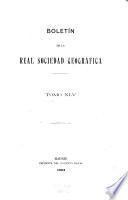 Boletín de la Real Sociedad Geográfica