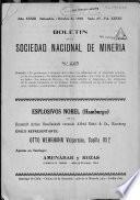 Boletín de la Sociedad Nacional de Minería