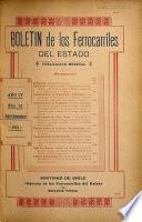 Boletín de los Ferrocarriles del Estado