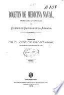 Boletín de medicina naval