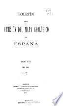 Boletín del Instituto Geológico de España