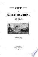 Boletín del Museo Nacional de Chile