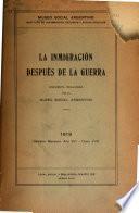 Boletín del Museo Social Argentino