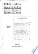Boletin historial