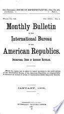 Boletín Mensual de la Oficina de Las Repúblicas Americanas, Inion Internacional de Repúblicas Americanas