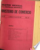 Boletín oficial de la Secretaría de Agricultura, Industria y Comercio