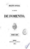 Boletín oficial del Ministerio de Fomento