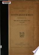 Boletiń - Universidad Nacional Autónoma de México, Instituto de Geología