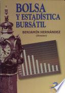 Bolsa y estadística bursátil