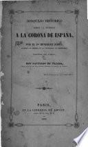 Bosquejo histórico sobre la sucesión á la corona de España
