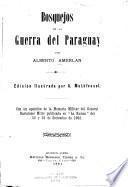 Bosquejos de la guerra del Paraguay