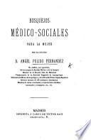 Bosquejos médico-sociales para la mujer