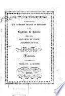 Breve exposicion de las causas que impidieron obtener un resultado a la legacion de Bolivia cerca del gobierno de Chile, acreditada en 1858