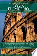 Breve historia de Roma II: El Imperio