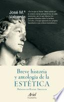 Breve historia y antología de la estética