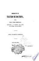 Breve tratado de doctrina, útil para todo cristiano