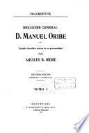 Brigadier general D. Manuel Oribe