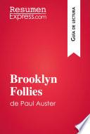 Brooklyn Follies de Paul Auster (Guía de lectura)