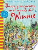 Busca y encuentra en el mundo de Winnie (actividades)