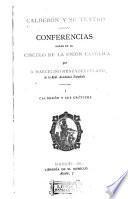 Calderón y su teatro