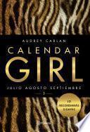 Calendar Girl 3: Julio-agosto-septiembre