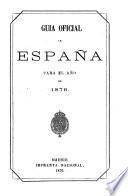 Calendario manual y guía de forasteros en Madrid