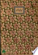 Calendario para el principado de Cataluña correspondiente al año de 1841