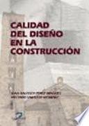 Calidad del diseño en la construcción