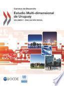 Caminos de Desarrollo Estudio Multi-Dimensional de Uruguay Volumen 1. Evaluación inicial