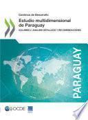 Caminos de Desarrollo Estudio multidimensional de Paraguay Volumen 2. Análisis detallado y recomendaciones