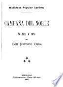 Campaña del norte de 1873 á 1876