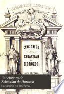 Cancionero de Sebastian de Horozco