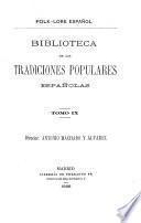 Cancionero popular gallego y en particular de la provincia de la Coruña