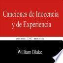 Canciones de Inocencia y de Experiencia