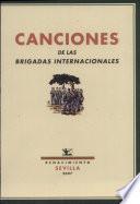 Canciones de las Brigadas Internacionales