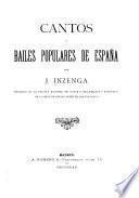 Cantos y bailes populares de España: Galicia