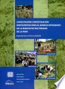 Capacitacion e Investigacion Participativa para el Manejo Integrado de la Marchitez Bacteriana de la Papa Experiencia en Peru y Bolivia
