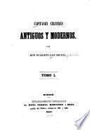 Capitanes celebres antiguos y modernos