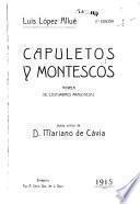 Capuletos y Montescos