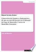 Caracterización Química y Radiométrica de una sección del Eoceno en el Subsuelo del Lago de Maracaibo, Cuenca de Maracaibo, Venezuela