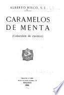 Caramelos de menta (colección de cuentos)