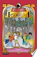 Carlota y el misterio de la catedral gótica