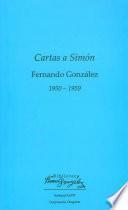 Cartas a Simón 1950 – 1959