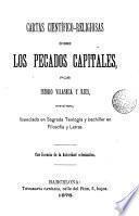 Cartas científico-religiosa sobre los Pecados Capitales
