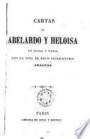 Cartas de Abelardo y Heloísa